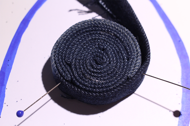 Réutiliser un jean usé - Mondial Tissus