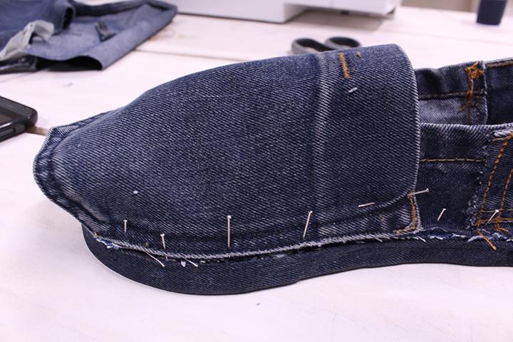 Chaussures DIY - Mondial TIssus