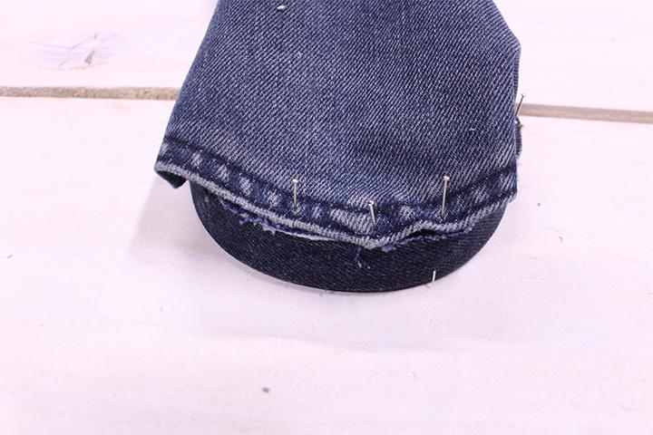 Espadrilles en jean DIY - Mondial Tissus