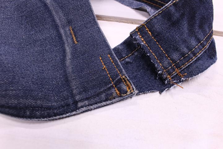 Couture espadrilles jean - Mondial Tissus